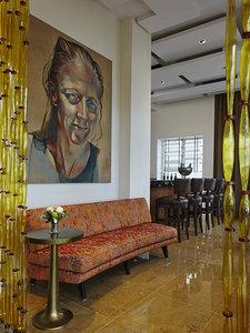 Lobby - Royal Blues Hotel Deerfield Beach