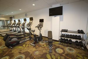 Fitness/ Exercise Room - Holiday Inn University Morgantown