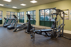 Fitness/ Exercise Room - Holiday Inn Saratoga Springs