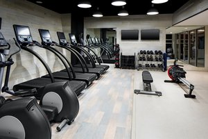 Fitness/ Exercise Room - Crowne Plaza Hotel Midtown New York