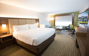 Room - Holiday Inn Express Hotel & Suites Piedmont