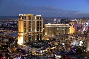 Exterior view - Palazzo Resort Casino Hotel Las Vegas