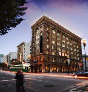 Exterior view - YOTEL San Francisco Hotel Civic Center