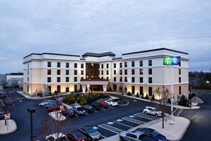 Exterior view - Holiday Inn Express Hotel & Suites Mechanicsburg