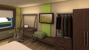 Room - Holiday Inn Express Hotel & Suites Commerce