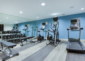 Fitness/ Exercise Room - Candlewood Suites Airport Miami