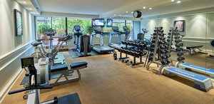 Fitness/ Exercise Room - Wedgewood Hotel & Spa Vancouver