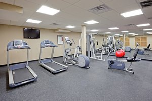 Fitness/ Exercise Room - Holiday Inn Express Absecon