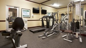 Fitness/ Exercise Room - Holiday Inn Hotel & Suites West Allentown