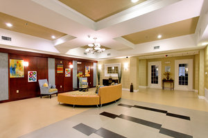 Lobby - Holiday Inn Express Hotel & Suites Andalusia