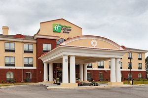 Exterior view - Holiday Inn Express Hotel & Suites Andalusia