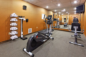 Fitness/ Exercise Room - Holiday Inn Express Hotel & Suites Andalusia