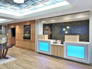 Lobby - Holiday Inn Express Aberdeen
