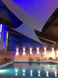 Pool - Holiday Inn Express Aberdeen