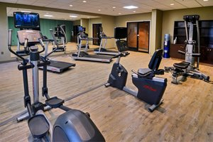 Fitness/ Exercise Room - Holiday Inn Express Aberdeen