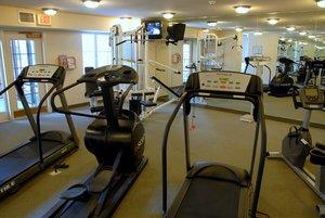 Fitness/ Exercise Room - Staybridge Suites Airport Allentown