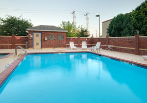 Pool - Holiday Inn Express Hotel & Suites South Abilene