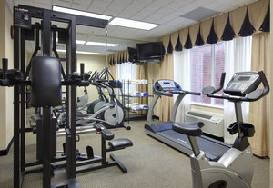 Fitness/ Exercise Room - Holiday Inn Express Hotel & Suites South Abilene