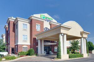 Exterior view - Holiday Inn Express Hotel & Suites South Abilene