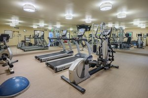 Fitness/ Exercise Room - Staybridge Suites West Allentown