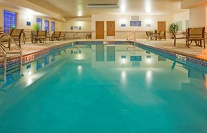 Pool - Holiday Inn Express Hotel & Suites Empire Mall Sioux Falls