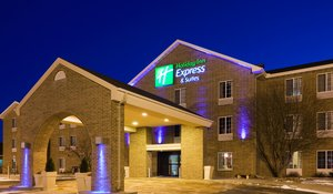 Exterior view - Holiday Inn Express Hotel & Suites Empire Mall Sioux Falls