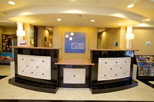 Lobby - Holiday Inn Express South Lathrop