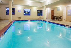 Pool - Holiday Inn Express Hotel & Suites Mt Airy