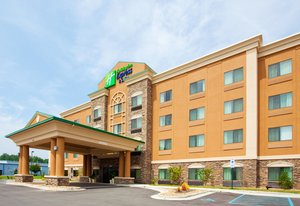 Exterior view - Holiday Inn Express Hotel & Suites Mt Airy