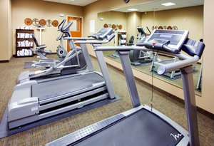 Fitness/ Exercise Room - Holiday Inn Express Hotel & Suites Mt Airy
