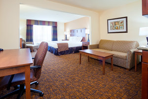 Suite - Holiday Inn Express Hotel & Suites Mt Airy