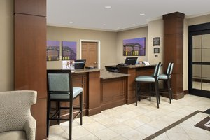Lobby - Staybridge Suites BWI Airport Linthicum