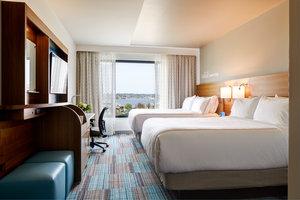 Room - Even Hotel South Lake Union Seattle