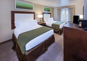 Room - Holiday Inn Express Downtown Fort Worth