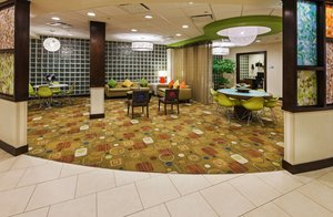 Lobby - Holiday Inn Express Downtown Fort Worth