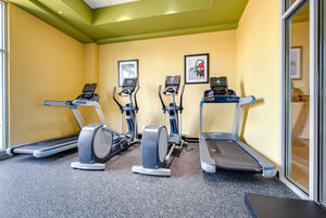 Fitness/ Exercise Room - Holiday Inn North Indianapolis