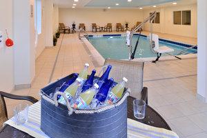 Pool - Holiday Inn Express Hotel & Suites Peekskill