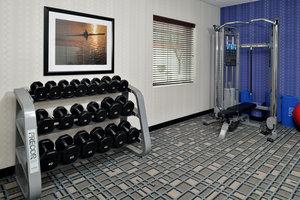 Fitness/ Exercise Room - Holiday Inn Express Hotel & Suites Peekskill