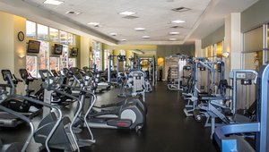 Fitness/ Exercise Room - MGM Excalibur Hotel & Casino Las Vegas