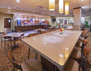 Restaurant - Holiday Inn Express Downtown Fort Worth