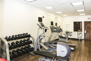 Fitness/ Exercise Room - Holiday Inn Express Hotel & Suites Airport Phoenix