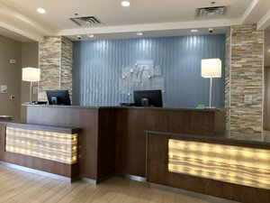 Lobby - Holiday Inn Hotel & Suites Biltmore Asheville