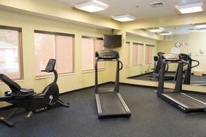 Fitness/ Exercise Room - Holiday Inn Express Hotel & Suites Cherokee