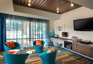 Lobby - Fairfield Inn by Marriott Las Vegas
