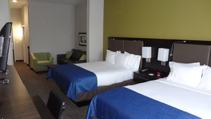 Room - Holiday Inn Express Hotel & Suites El Reno