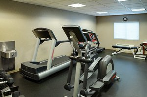 Fitness/ Exercise Room - Holiday Inn Express Hotel & Suites Medicine Hat