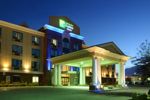 Exterior view - Holiday Inn Express Hotel & Suites Medicine Hat
