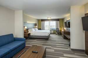 Suite - Holiday Inn Express Hotel & Suites Medicine Hat