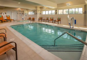 Fitness/ Exercise Room - Courtyard by Marriott Hotel Hagerstown