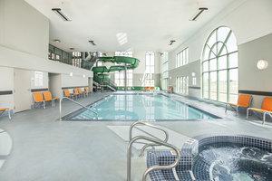 Pool - Holiday Inn Express Hotel & Suites Medicine Hat